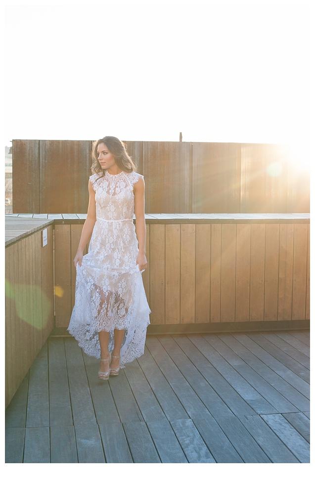Rue De Seine Ivy Gown A&Bé Bridal Shop